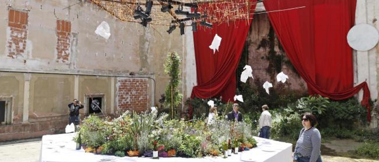 Temps de flors: Agenda del diumenge 19 de maig