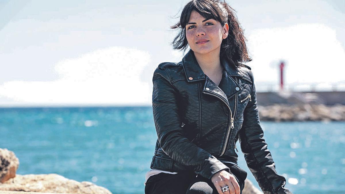 La actriz mallorquina Agnès Llobet.