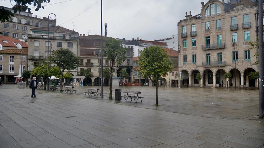 Sanidade amplía el cierre perimetral en Pontevedra, Marín y Poio