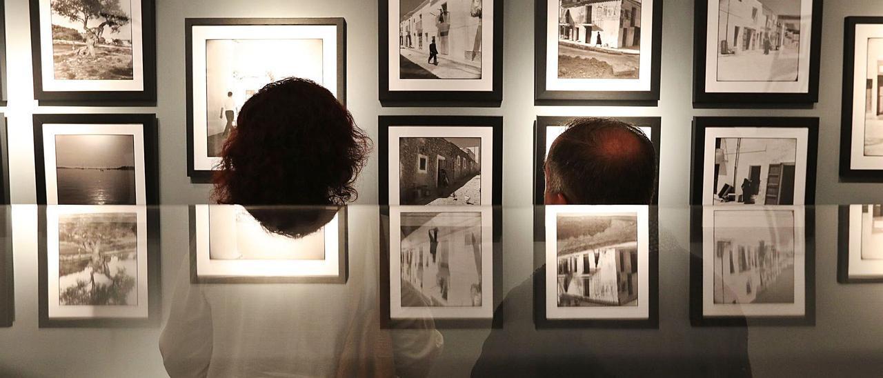 Imagen de archivo de una exposición en el Museo Arqueológico de Eivissa y Formentera.    VICENT MARÍ