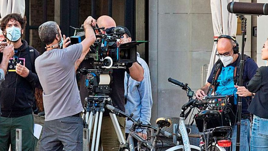Veintisiete municipios quieren acoger rodajes de películas