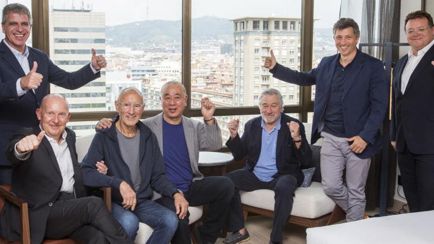 La cadena de Robert de Niro obrirà el seu primer hotel Nobu a Barcelona al setembre
