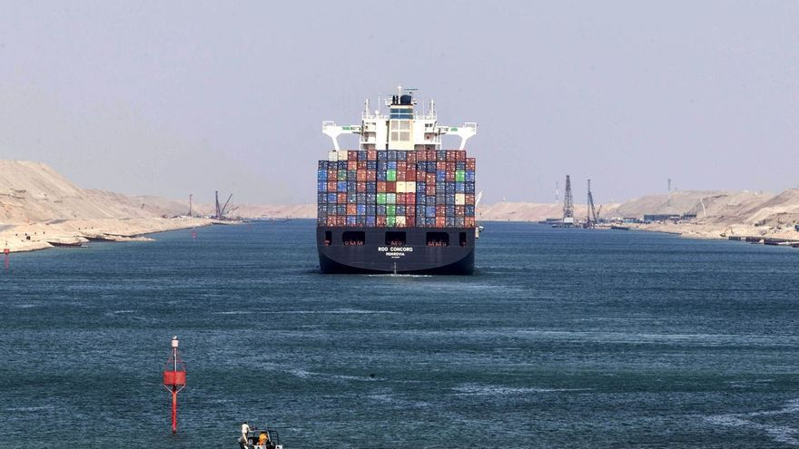 ¿Por qué es tan importante el Canal de Suez?