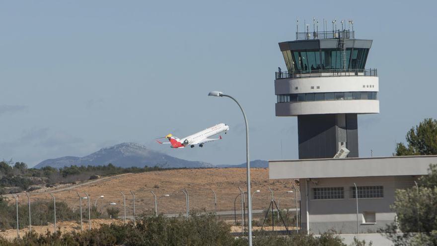 El aeropuerto de Castelló estrena dos nuevas rutas aéreas