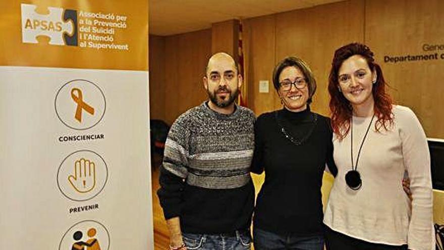Creen un grup de suport en dol per mort per suïcidi a Girona