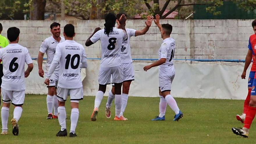 El Villaralbo arrolla al Benavente en el derbi (1-4)