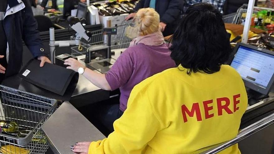Así es Mere, el nuevo supermercado ruso con precios bajos que abrirá en València