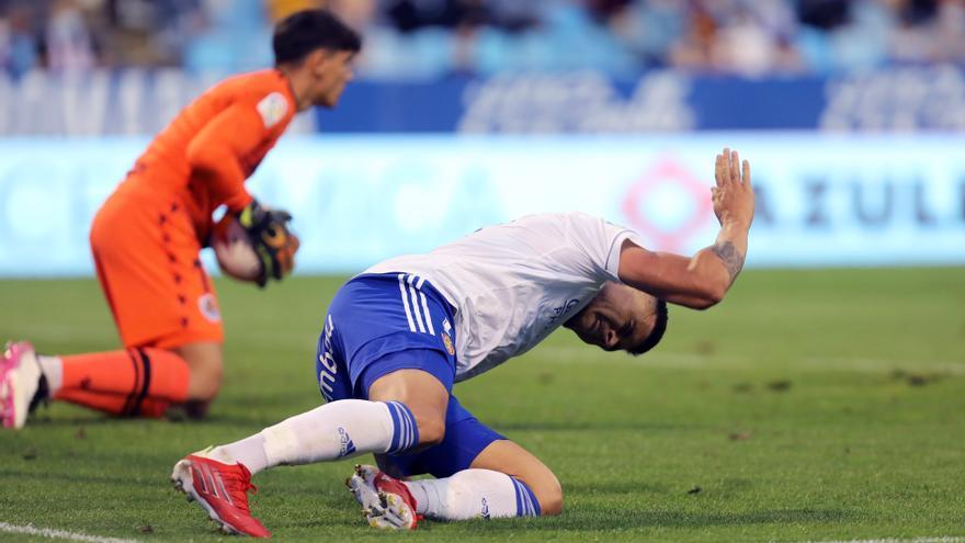 El Zaragoza es el único equipo de Segunda que nunca ha marcado primero