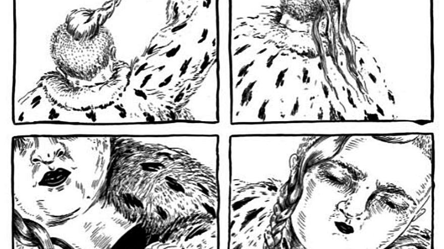 Lola Lorente pasa al cómic    la gran brecha entre la ciudad  y la España rural
