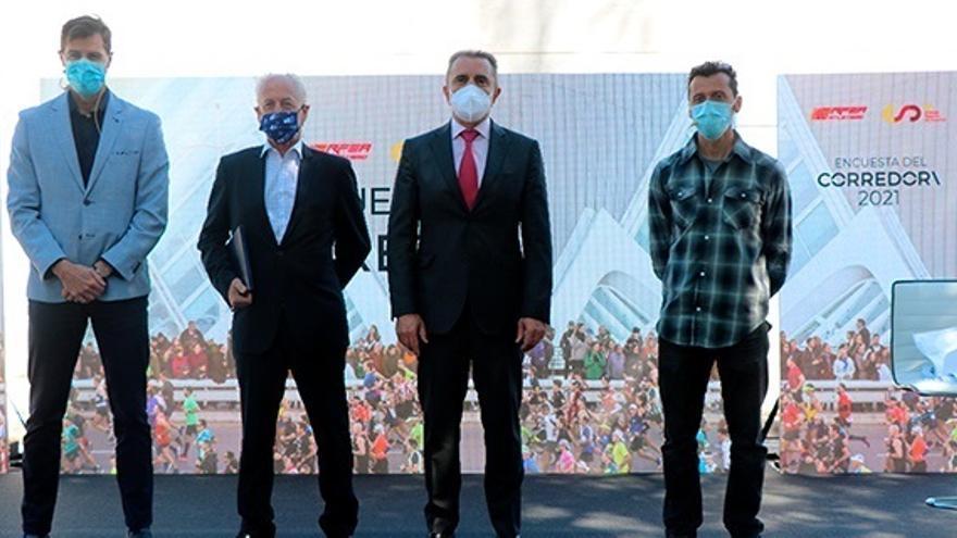 Un 5% de los españoles se inició en el 'running' durante la pandemia