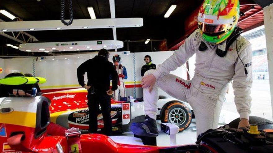 Merhi competirá en la F2 en el GP de España en Montmeló