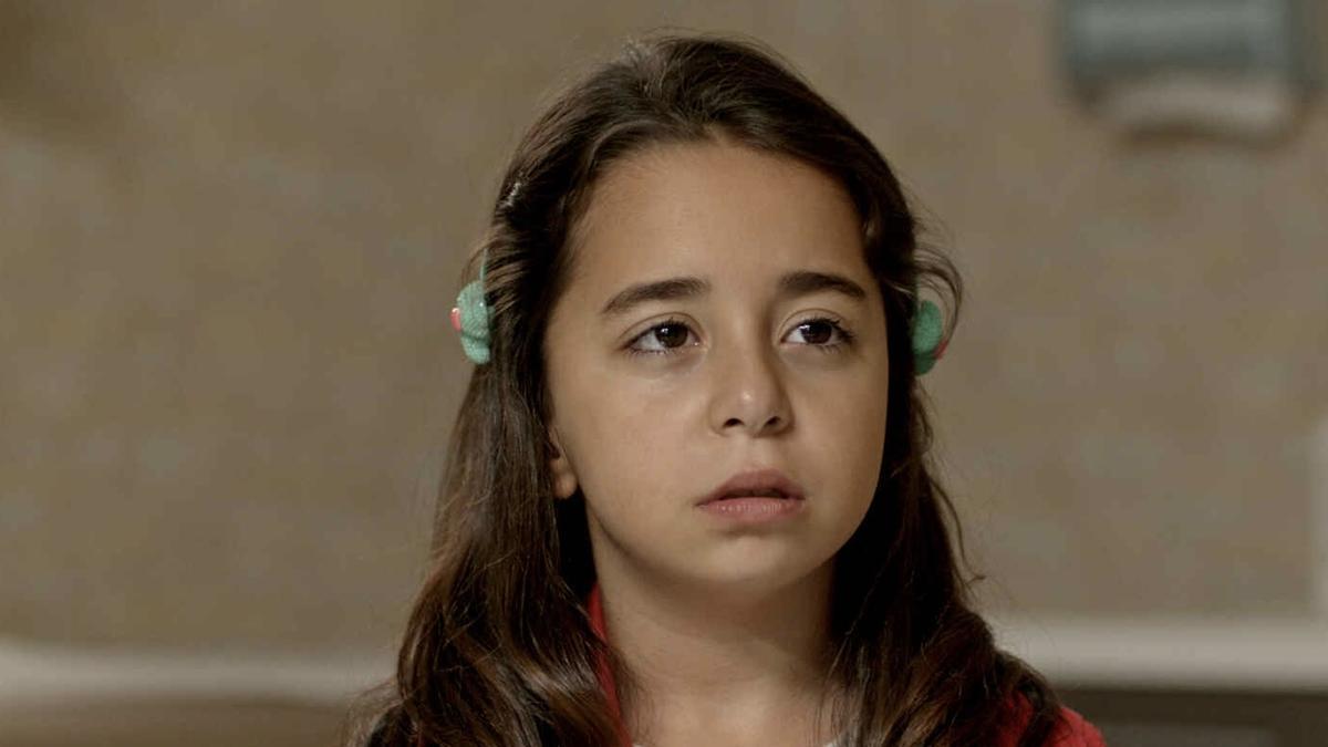 Una de las protagonistas de la serie 'Mujer' de Antena 3.