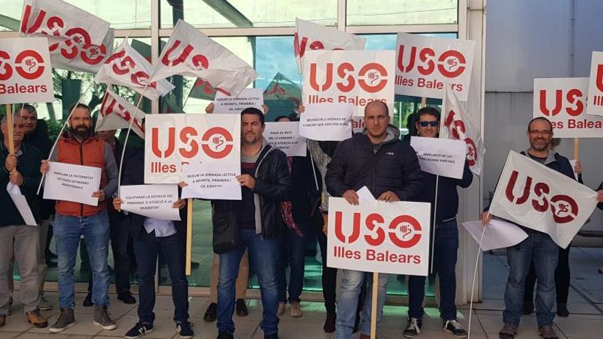 """USO reivindica que se deje de """"ningunear"""" a la concertada"""