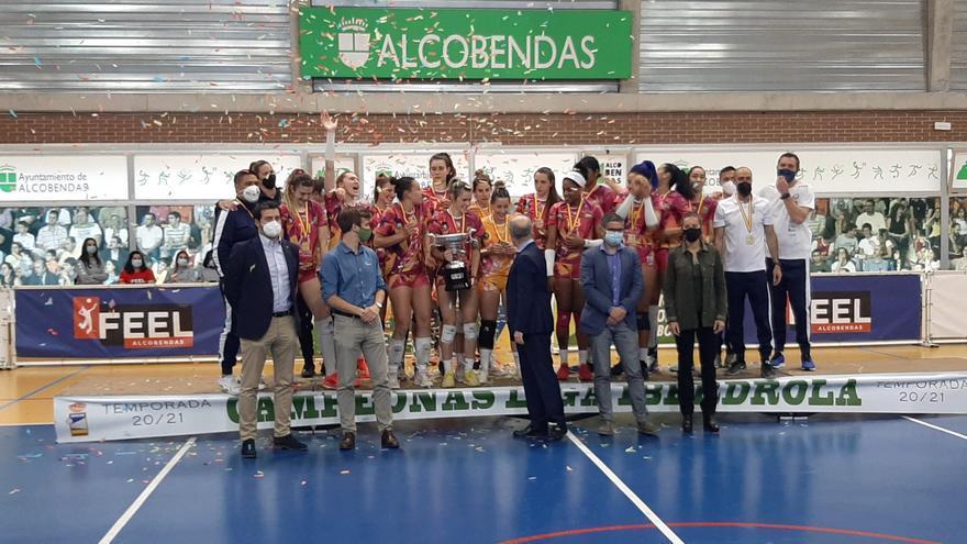 CCO 7 Palmas, campeón de la Liga Iberdrola