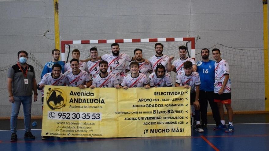 El Balonmano Málaga-Colegio Los Olivos de Primera Nacional se retira de la competición