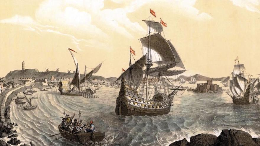 El siglo de gloria de la Galicia navegante