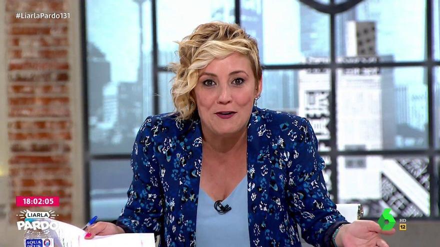 Cristina Pardo cierra 'Liarla Pardo' desvelando los políticos que no han atendido al programa