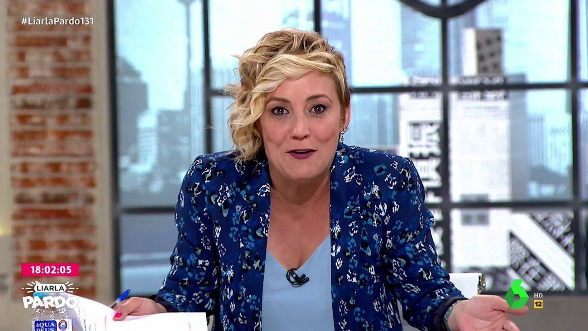 Cristina Pardo.