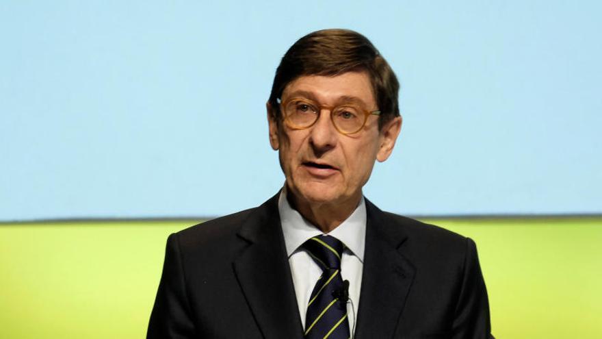 Bankia llegó a ser la entidad europea más endeudada con el BCE