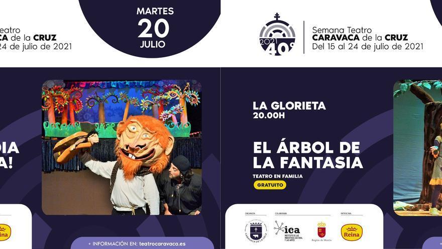 La 40 Semana de Teatro se abre al público infantil con dos obras gratuitas