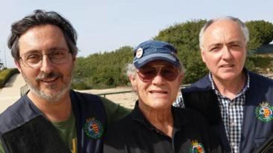 El CT Oliva suma cuatro medallas  en el autonómico de Armas Históricas