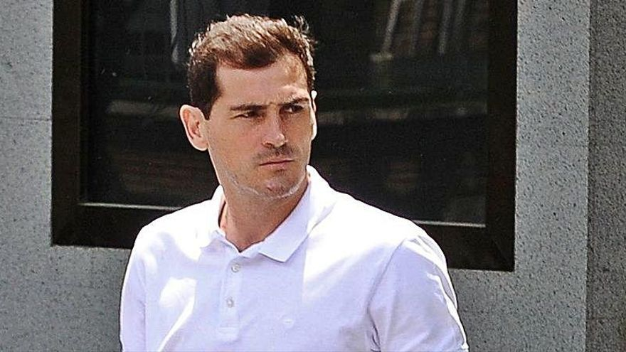 La supuesta amante de Iker Casillas cuando el portero estaba aún con Sara Carbonero