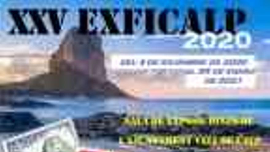 XXV Exficalp 2020