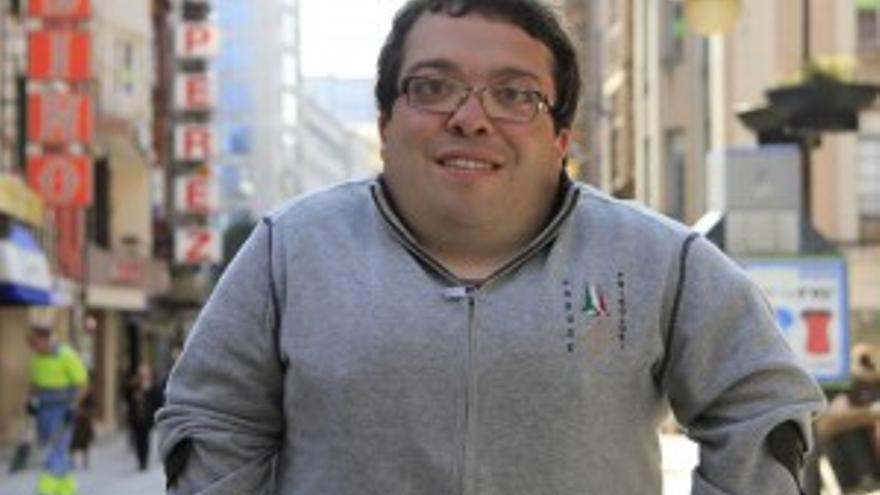 Fallece Sergio González, socialista, activista por la igualdad de las personas discapacitadas y oviedista