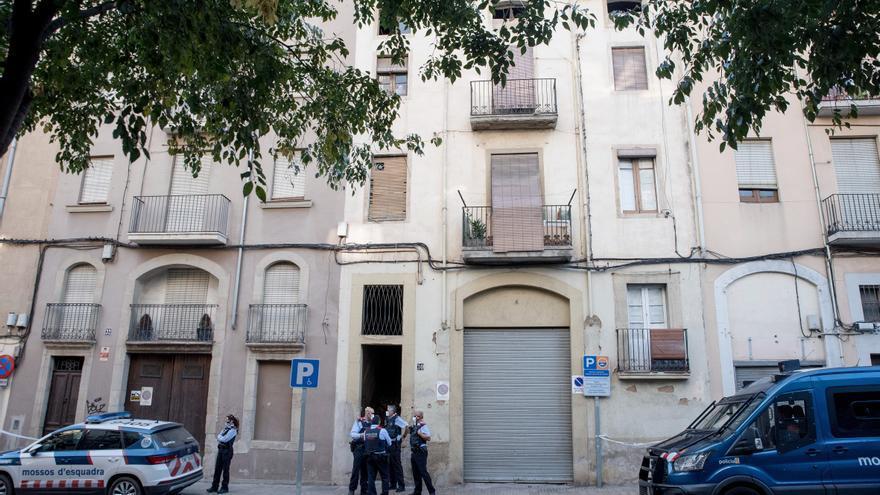Escorcollen els pisos dels detinguts per l'homicidi de Navarcles i l'apunyalament a Manresa