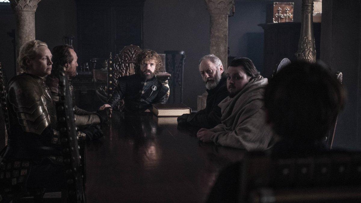 Los hombres dominaron 'Juego de Tronos'