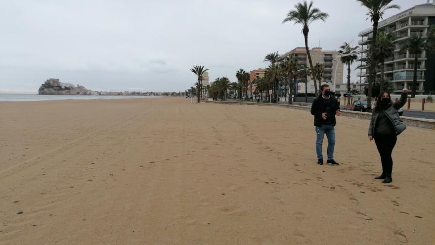 Peñíscola saca a concurso los chiringuitos de playa tras 20 años sin esta oferta