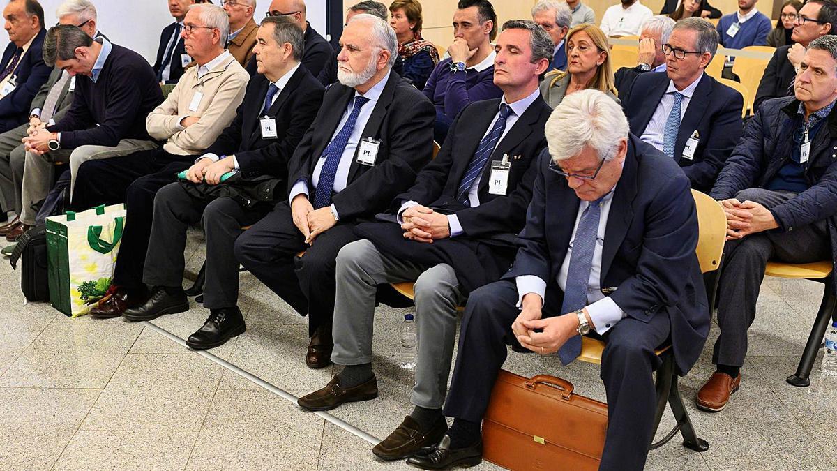 La tercera condena a Gürtel confirma el amaño de contratos en la visita del papa | EFE/ FERNANDO VILLAR/POOL