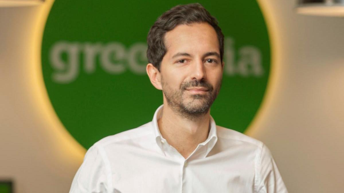 Manuel García, presidente de Greenalia. // FdV
