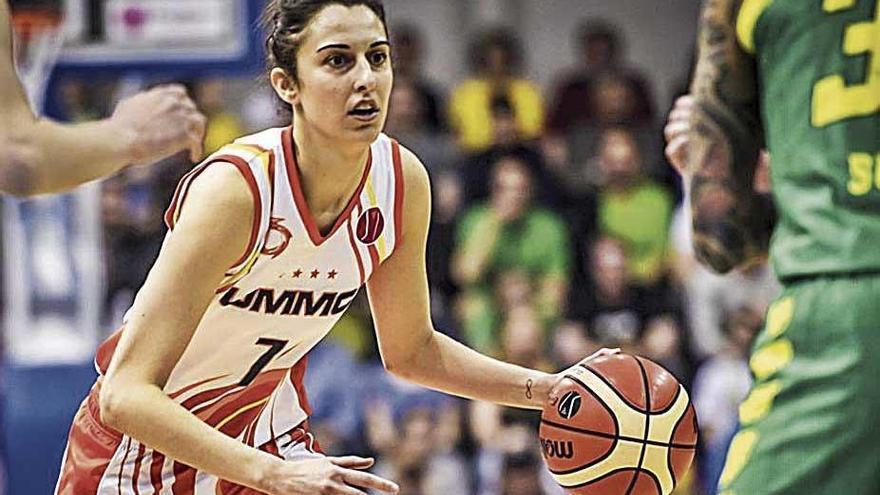 Alba Torrens busca hoy con el Ekaterinburg su quinto título