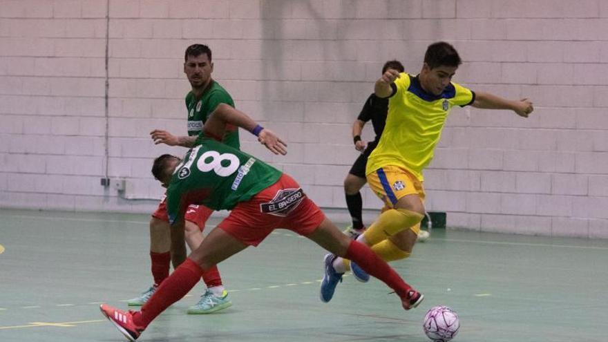 El Caja Rural Benavente impone su categoría en el Trofeo Diputación de Zamora