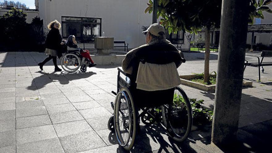 Statt Altenheim ein Zuhause für Senioren auf Mallorca