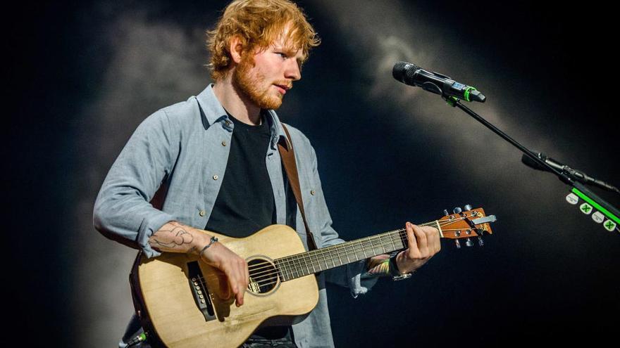 Ed Sheeran logra perder peso durante su año sabático