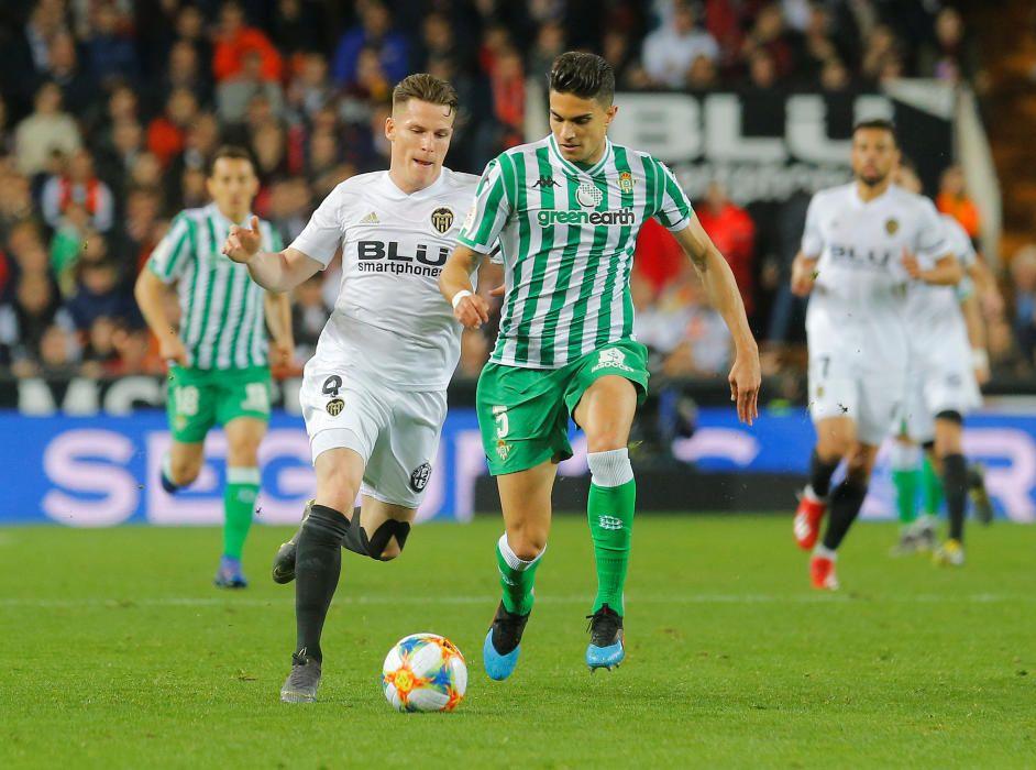 Copa del Rey: Valencia-Betis