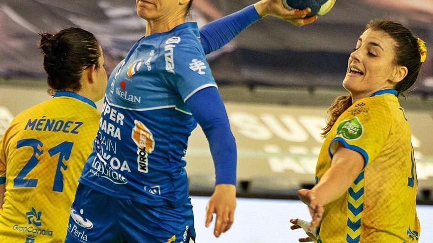 Al Rocasa se le aleja el título en San Sebastián