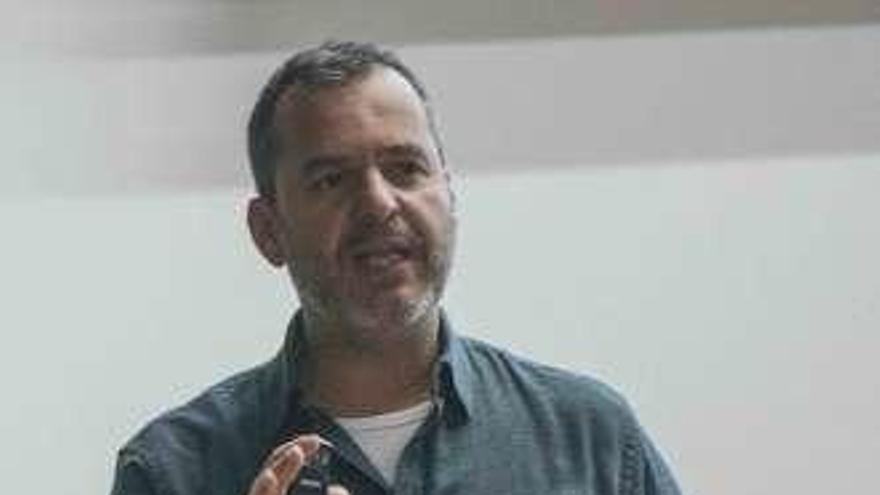El catedrático David Posada, un fijo de la lista de los científicos más citados del mundo