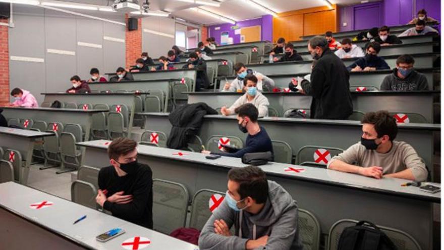 La ley de convivencia universitaria comienza su trámite parlamentario