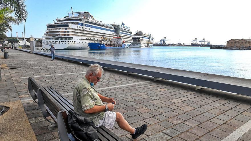 Los cruceros de AIDA retoman sus rutas por Canarias la próxima semana