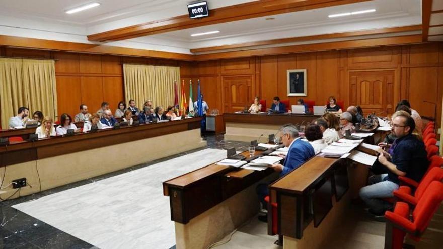 PSOE e IU exigen que las inversiones sostenibles sean proyectos útiles y consensuados