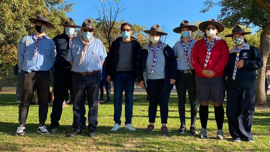 Nuevas incorporaciones en el Grupo Scout Mare Nostrum de El Campello