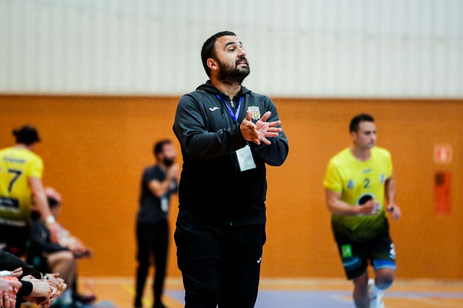 Leo Álvarez: «Tenemos que seguir poniéndoles las cosas difíciles a todos»