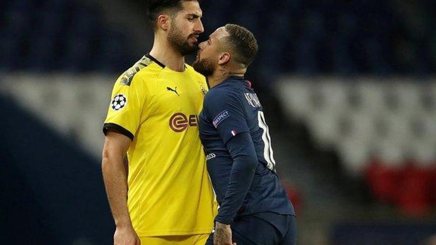 Coronavirus: Emre Can revela que el Dortmund planea volver a los entrenamientos de forma limitada