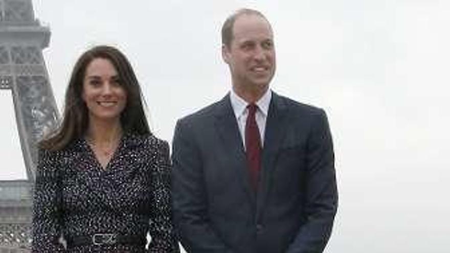 Los duques de Cambridge apoyan cortos sobre dolencias mentales