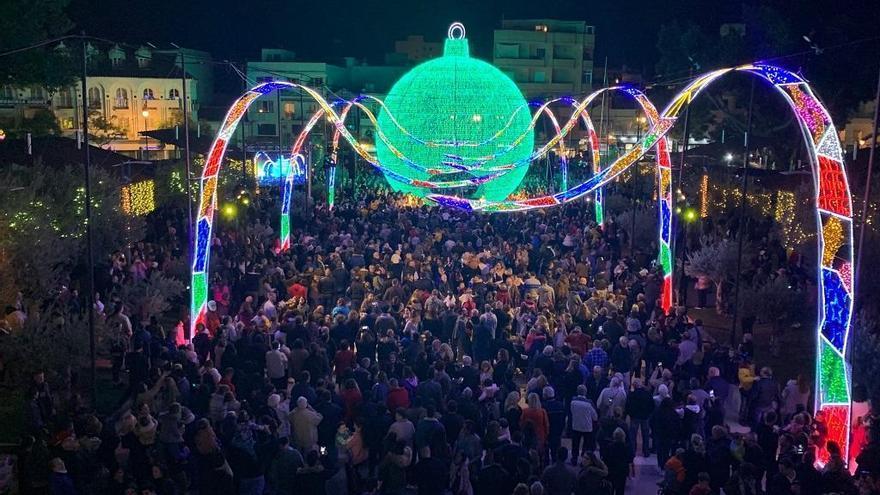 FuengirolaTV retransmitirá el encendido de la Navidad para evitar aglomeraciones