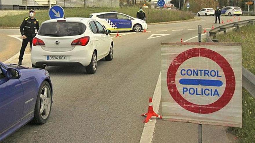La Generalitat preveu aixecar dilluns vinent el confinament comarcal