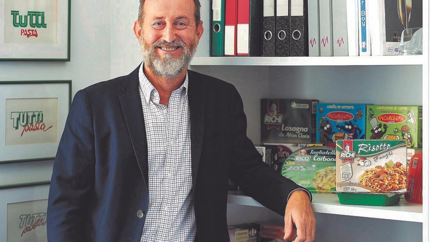 """""""Convertir Tutti Pasta en Tutti Foods es el gran reto de la compañía"""""""